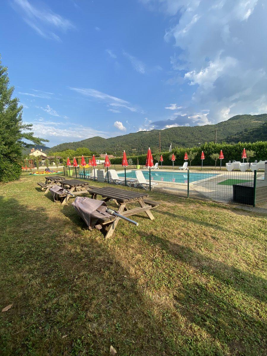 Camping au coeur de l'Ardèche
